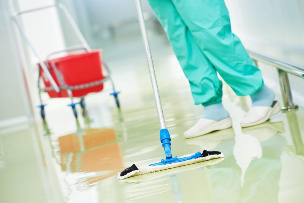 Neylons hospital cleaning