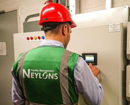 Facility Management FM Electrical