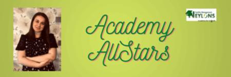 Academy AllStars Nadejda Caranfil